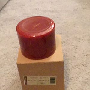 Longaberger Scented Candle